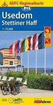 ADFC-Regionalkarte Usedom Stettiner Haff, 1:75.000