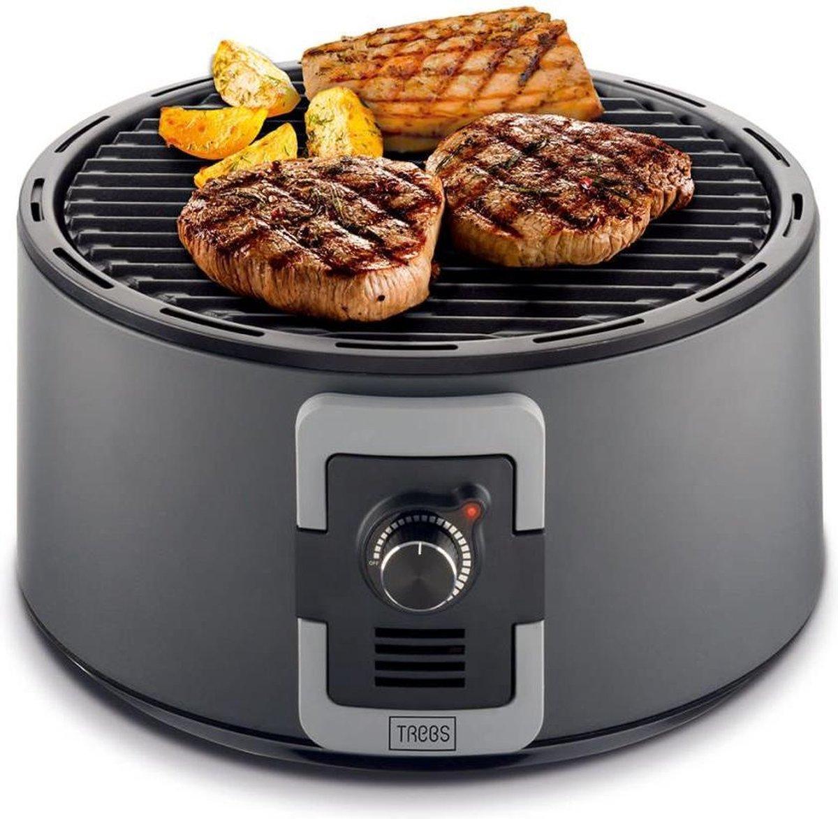 CamPart Travel BQ 6840 Barbecue à charbon Albufeira