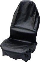 Carpoint monteurshoes - kunstleer/skai - zwart