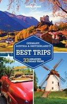Lonely Planet: Germany, Austria & Switzerland's Best Trips (1st Ed)