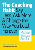 Boek cover Coaching Habit van Michael Bungay Stanier (Paperback)