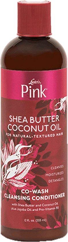 Pink Shea & Coconut Co-Wash 12oz