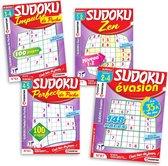 Assortiment Megastar Sudoku (4 titres)