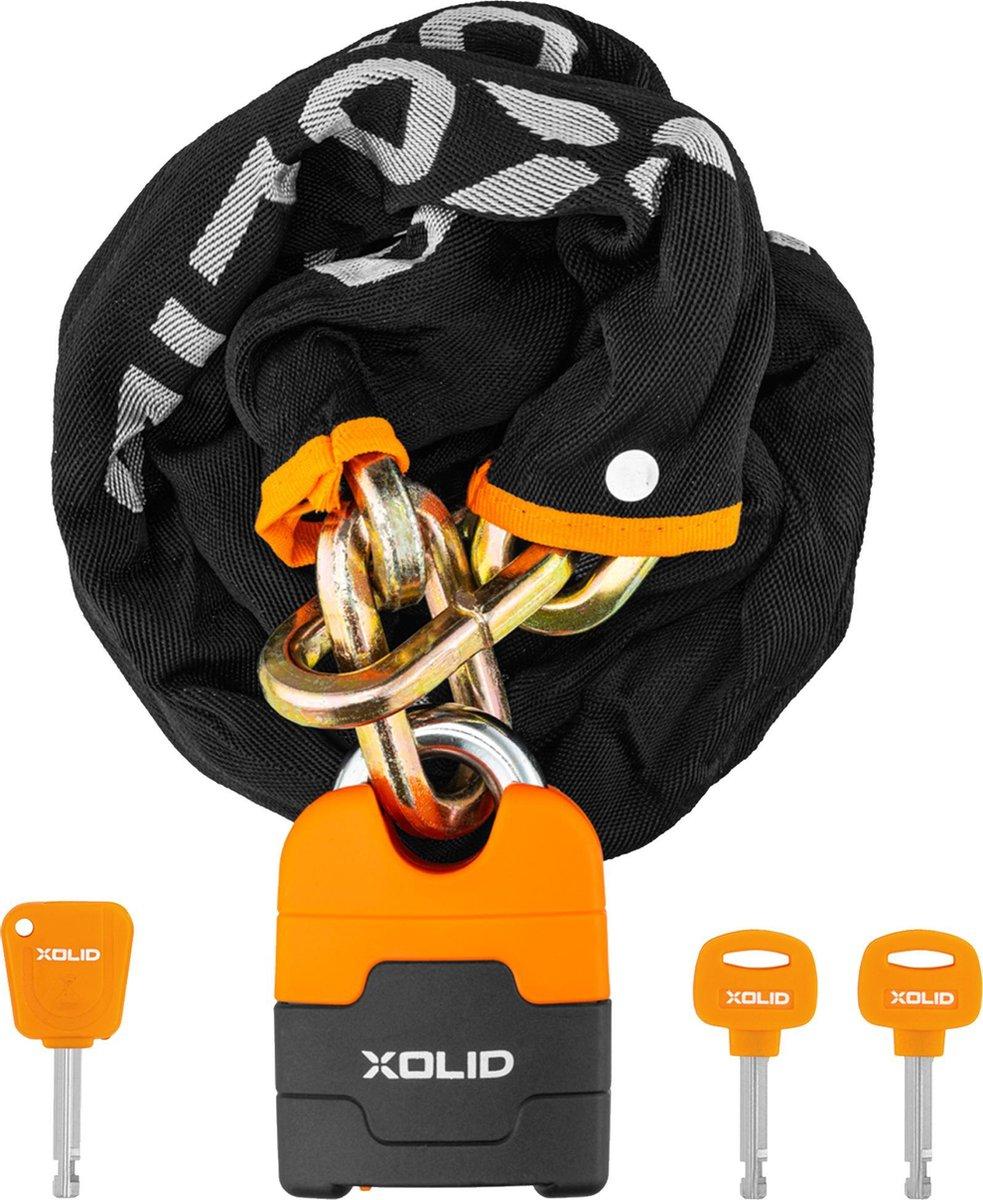 Xolid Motorslot - Geschikt Motor en Scooterslot - Motor Slot ART 4