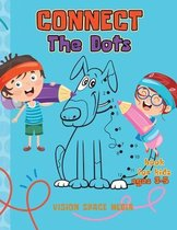 Connect the Dots Book for Kids ages 3-5