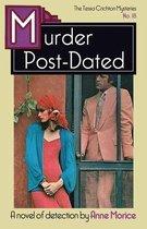 Murder Post-Dated