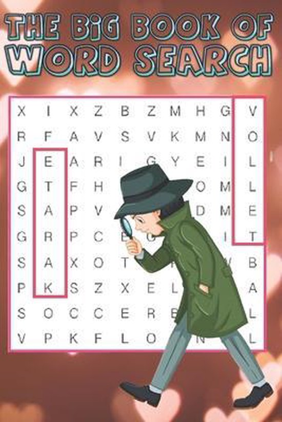 The Big Book of Word search
