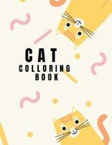 Cat Colloring Book