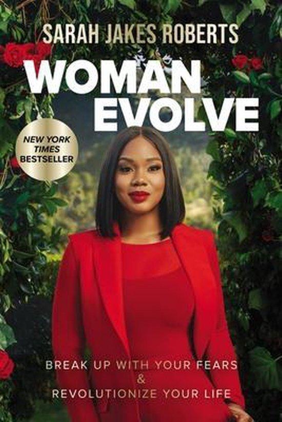 Boek cover Woman Evolve van Sarah Jakes Roberts (Hardcover)