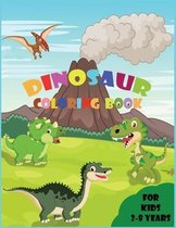 Dinosaur Coloring Book for Kids