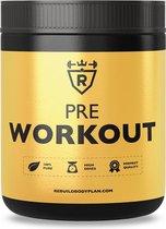 Rebuild Body Plan Pre Workout - Tropical - 300 gram