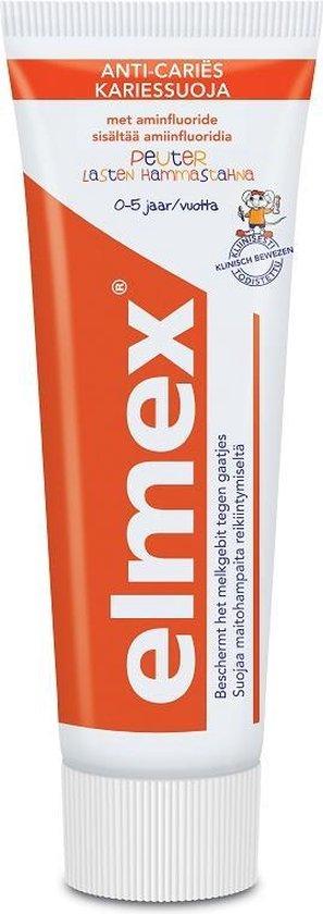 Elmex Peuter Tandpasta - 75 ml