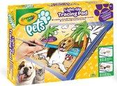 Crayola Pets Led Tekenbord - Teken jouw huisdier na