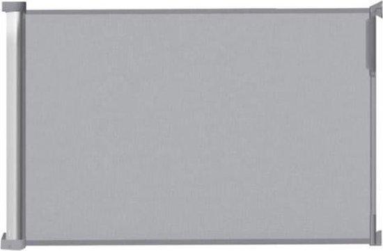 Sfære Oprolbaar Traphekje van Hoogwaardig Aluminium - Veiligheidshekje - 84CM...