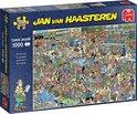Jan van Haasteren De Drogisterij puzzel - 1000 stukjes