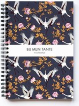 Tante invulboek | oppasboek | Leukigheidjes