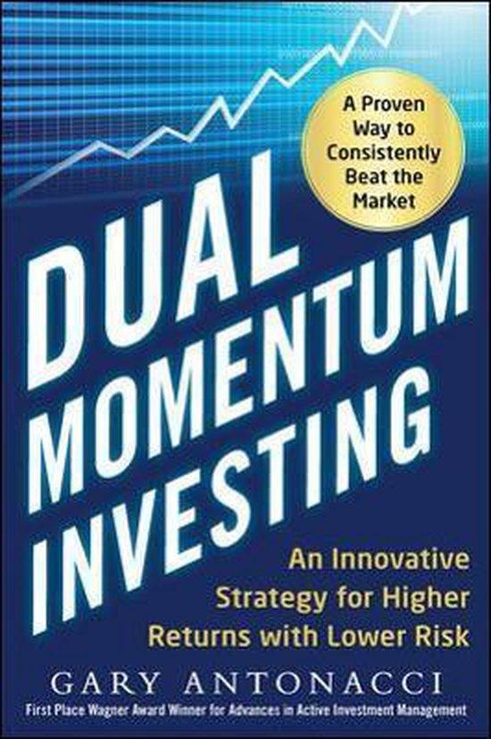 Boek cover Dual Momentum Investing van Gary Antonacci (Hardcover)
