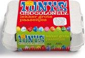Tony's Chocolonely Paaseitjes Doosje Pasen - 12 eitjes