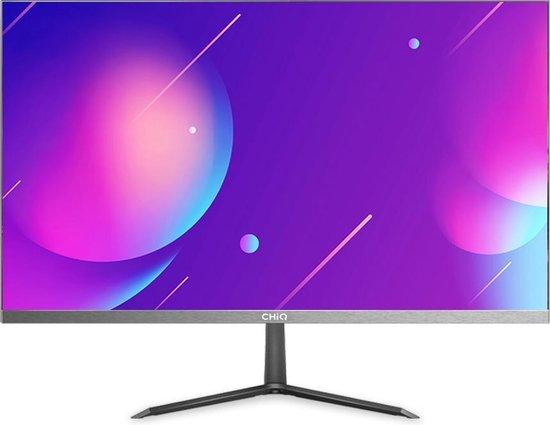 CHiQ 27P625F - 27 inch FULL HD (1920x1080) LED IPS-monitor - 5 ms - Ultra-dunne randen - Minder blauw licht - Geen flikkeringen