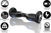 """Denver HBO-6620Black - 6.5"""" hoverboard - Zwart"""