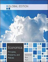 Boek cover Economics (Global Ed) van Campbell R. Mcconnell (Paperback)