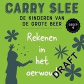 Boek cover Rekenen in het oerwoud van Carry Slee (Onbekend)