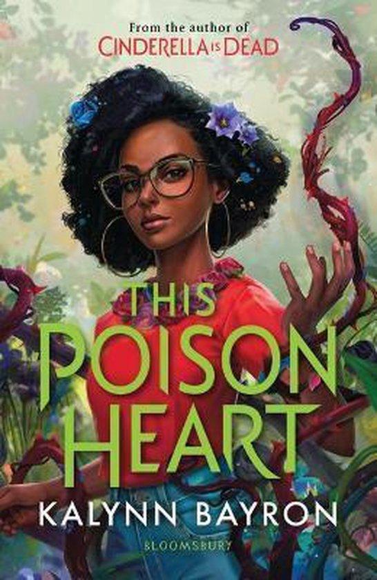 Boek cover This Poison Heart van Kalynn Bayron (Paperback)