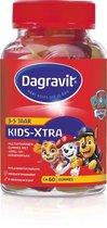 Dagravit Kids Xtra Paw Patrol - Vitaminen en Mineralen - 60 gummies