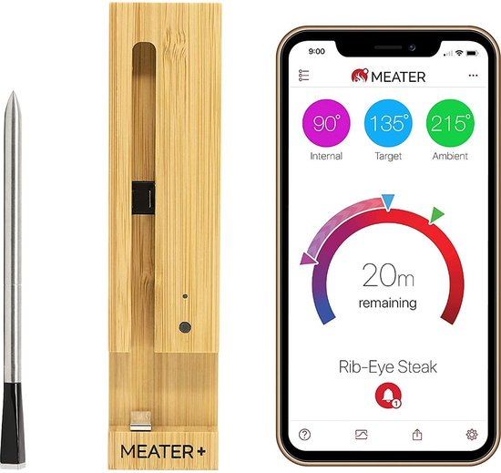 Meater Plus Draadloze thermometer