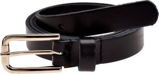 Elvy Fashion – Plain Belt Women 20743 – Black Gold – Size 95
