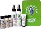 Cowboy Magic Grooming Kit, Geschenkset met 's werelds beste ontklitter, shampoo, conditioner en finishing sprays.