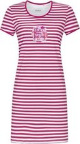 Ringella Dames Nachthemd - 0211091 - framboos maat 44