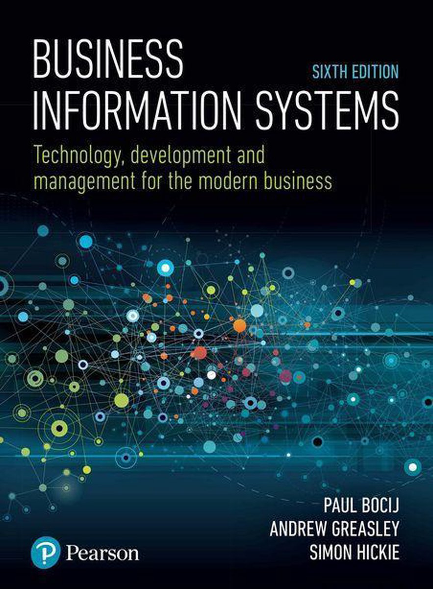 Business Information Systems eBook ePub