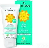 Attitude - Little Ones - Baby Zonnebrand - SPF 30 - Geurvrij - 75 ml tube