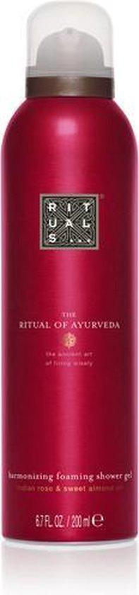 Afbeelding van RITUALS The Ritual of Ayurveda Foaming Shower Gel - 200 ml