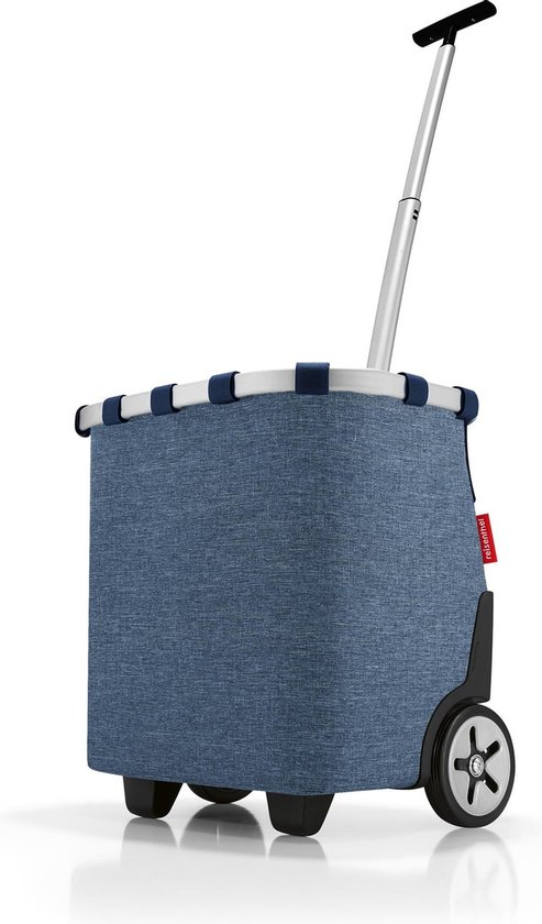 Reisenthel Carrycruiser Boodschappentrolley - 40L - Twist Blue Blauw