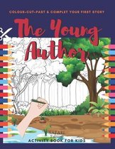 The Young Author activity book for kids