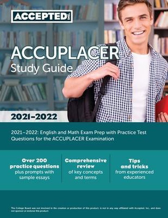 ACCUPLACER Study Guide 2021-2022