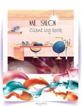 Nail Salon Client Log Book
