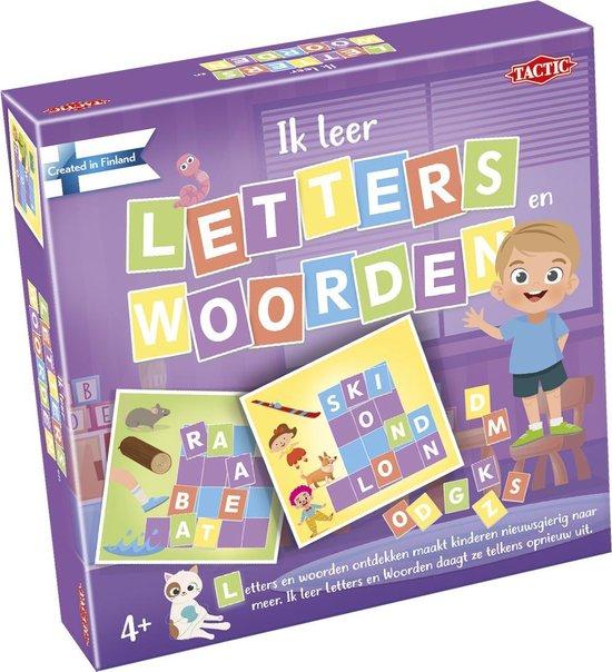 Afbeelding van het spel Ik leer Letters en Woorden