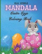 Mandala Easter Eggs Coloring Book