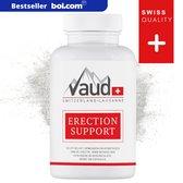 Vaud | Erection Support | 100 Capsules | Natuurlijke erectie pillen | Erectiepillen voor mannen | Vervanger viagra | Libido