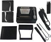 Powermatic 2+ Deluxe Kit– Complete Electrische Sigaretten Maker Kit - Hulzenstopper