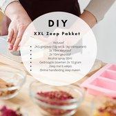 XXL Zeep pakket | zeep maken | zeep pakket | DIY pakket | zelf zeep maken