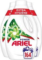 Ariel Vloeibaar Wasmiddel + Ultra Vlekverwijderaar - 4x41 Wasbeurten - Halfjaarbox