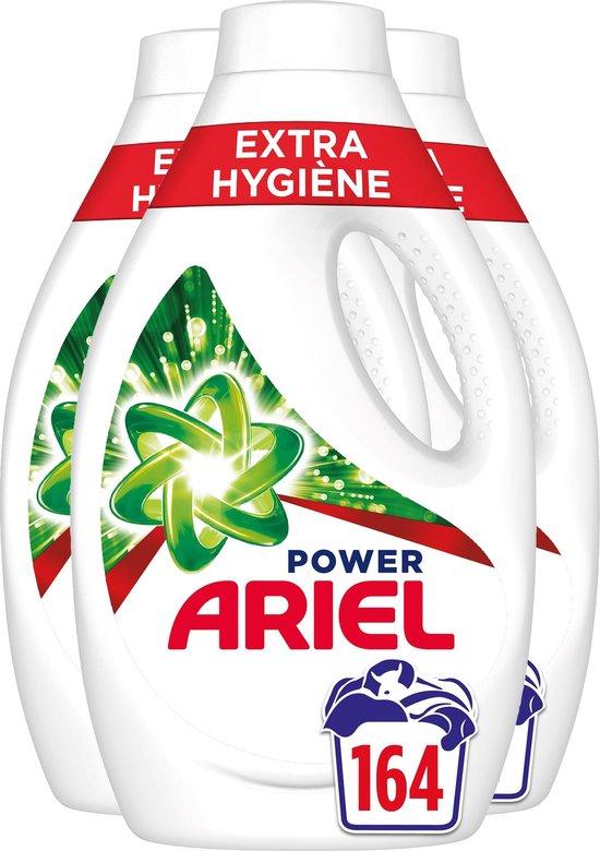 Ariel Wasmiddel +Ultra Vlekverwijderaar - Voordeelverpakking 4 x 41 Wasbeurten - Vloeibaar Wasmiddel