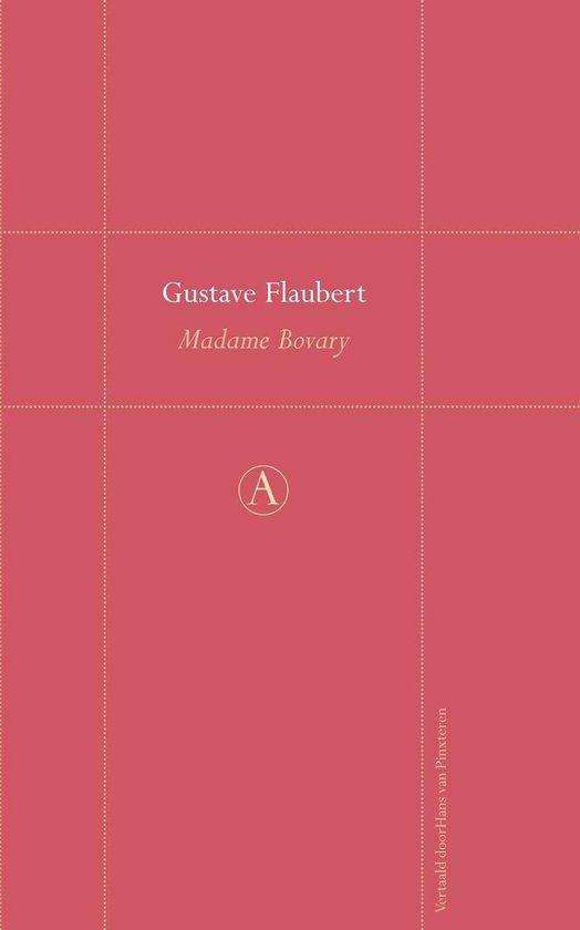 Boek cover Madame Bovary van Gustave Flaubert (Hardcover)