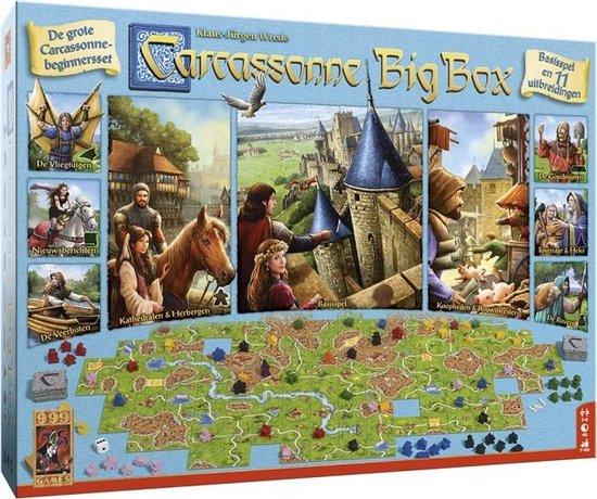 Carcassonne Big Box 3 - Bordspel - 999 Games