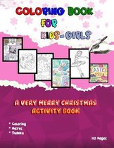 Coloring Book for Kids (girls)