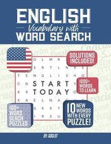 English Vocabulary with Word Search Puzzles